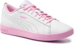 Sneakersy PUMA Smash Wns V2 Sd 365313 12 ElderberrySilverPuma White
