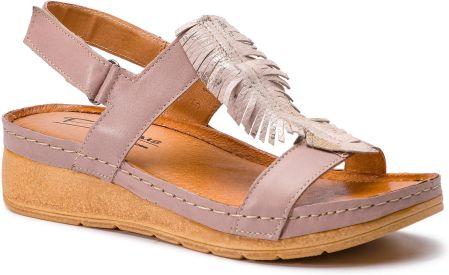 e27a408d5f70 Sandały CLARKS - Lafley Aletha 261337944 Sage Leather - Ceny i opinie -  Ceneo.pl