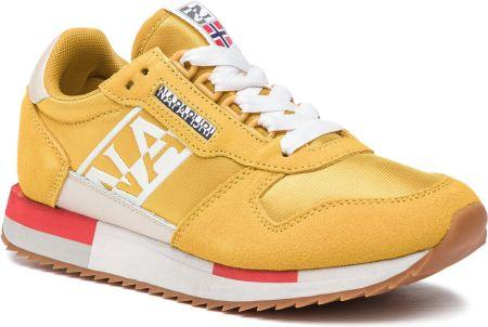 wholesale dealer 624d1 d8a9d Sneakersy NAPAPIJRI - Vicky N0YJT3 Freesia Yellow YA7 eobuwie