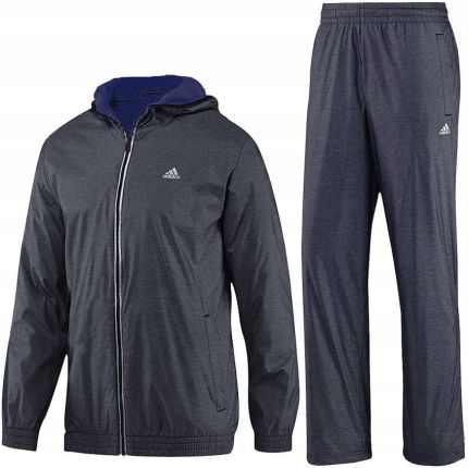 Adidas Performance CLIMA SPORT TRACK SUIT Dres niebieski