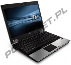 HP EliteBook 2540p Intel Core i7 i7-640LM 4GB 160GB 12,1'' DVD-RW W7P (WK304EA)