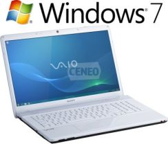 Laptop Sony VAIO VPC-EA2S1E Intel Core i3 i3-350M 4GB 500GB 14'' HD5145 DVD-RW W7HP - zdjęcie 1