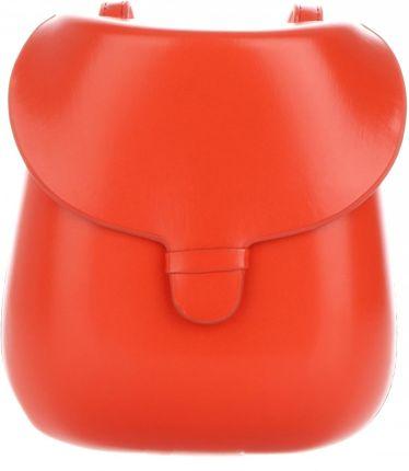 2ca8bf26f1645 Designerskie i Modne Torebki Damskie Firmowa Listonoszka marki David Jones  Pomarańczowa (kolory)