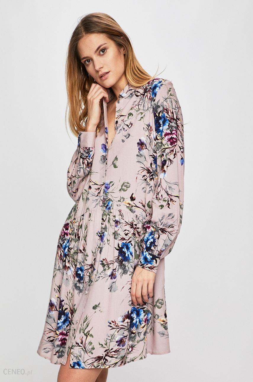 41eca45aaf Answear - Sukienka Secret Garden - Ceny i opinie - Ceneo.pl