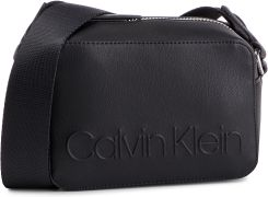 e6c68672a7d07 Torebka CALVIN KLEIN - Edged Camera Bag K60K605276 001 eobuwie