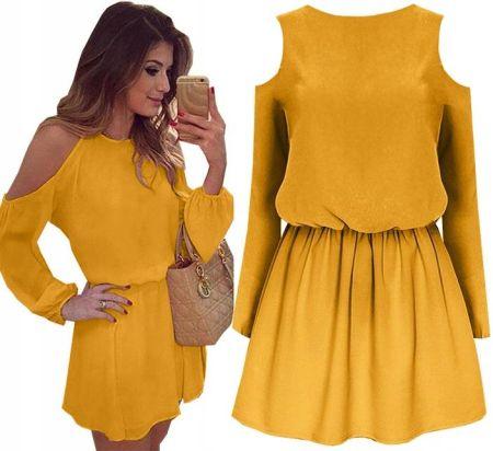 839240b8348d Dresowa Sukienka Plecy Koronka V-neck Uni N664 - Ceny i opinie ...