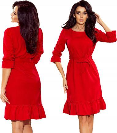 79b455d4dc Czerwona Sukienka - stylowe i modne sukienki 2019 - Ceneo.pl