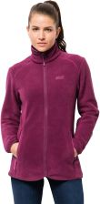 95322fc5e Jack Wolfskin Płaszcz Cape York Coat W Rose Quartz - Ceny i opinie ...