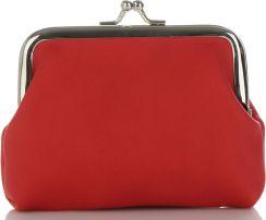 abe83ca9e0163 Modne Portmonetki Damskie firmy David Jones Czerwone (kolory) ...