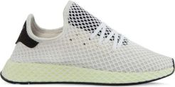wholesale dealer 161fa a46e5 adidas DEERUPT RUNNER CHALK WHITE CORE BLACK CORE BLACK 45 13