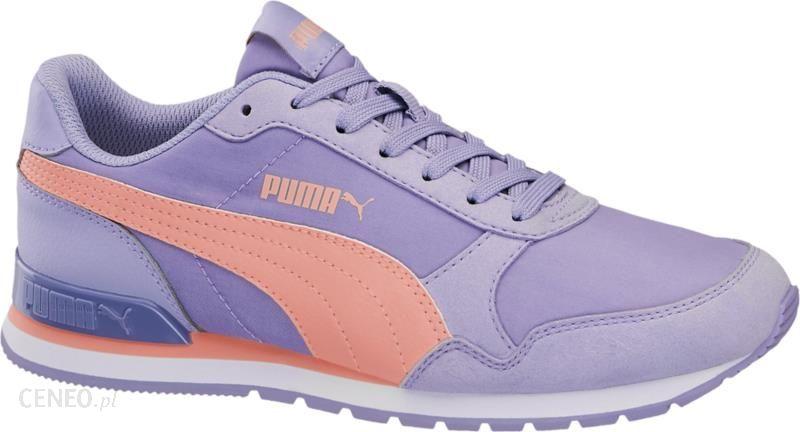 Trend Sneakersy Damskie Puma St Runner Czarny | Na Sprzedaż