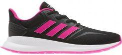Buty dziecięce adidas Falcon K czarno różowe EE4669 Ceny i opinie Ceneo.pl