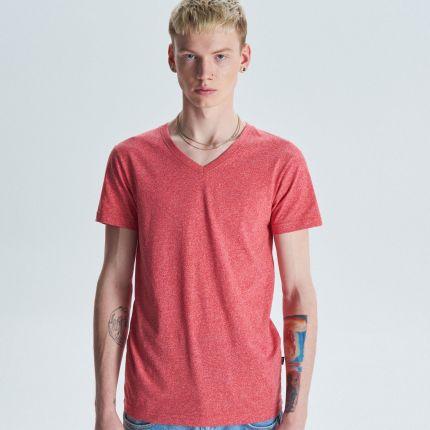 bd0d1b249 Podobne produkty do Męska koszulka treningowa bez rękawów Nike Breathe -  Niebieski. Cropp - Gładka koszulka basic - Czerwony ...