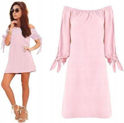 59bb962746 Zjawiskowa kobieca modna Sukienka Allegro. Zjawiskowa kobieca modna Sukienka  40