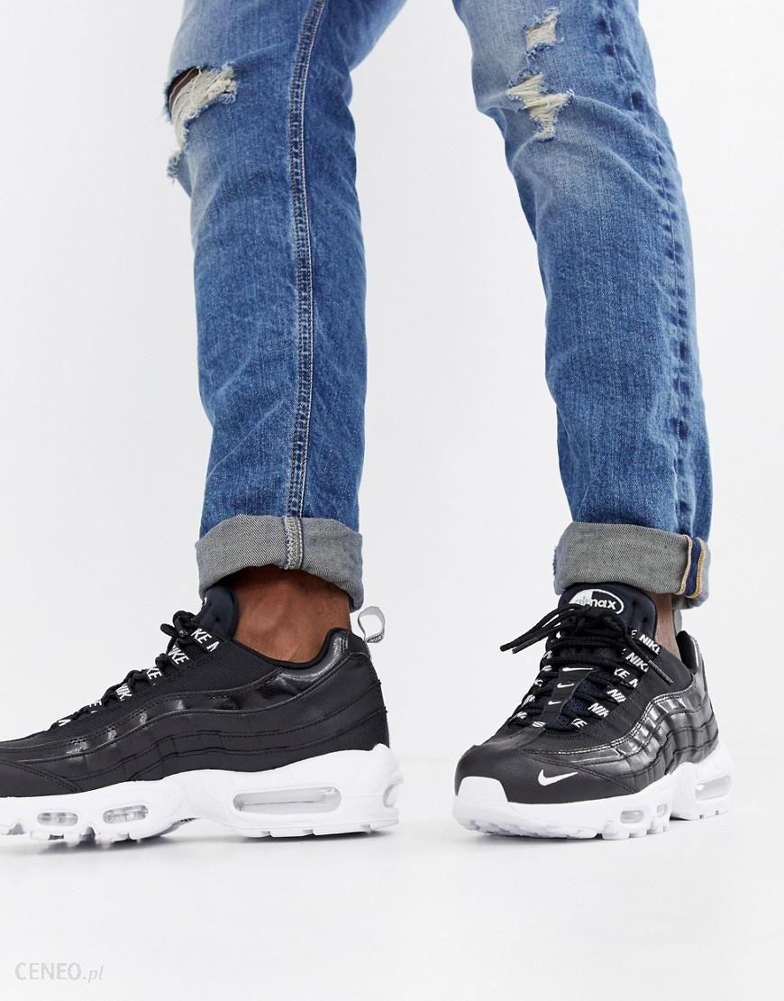 Nike Air Max 90 Essential Trainers In Black 537384 090 Black Buty męskie czarne w Asos