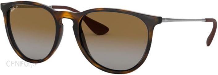 Ray Ban Okulary przeciwsłoneczne z polaryzacją ERIKA RB4171