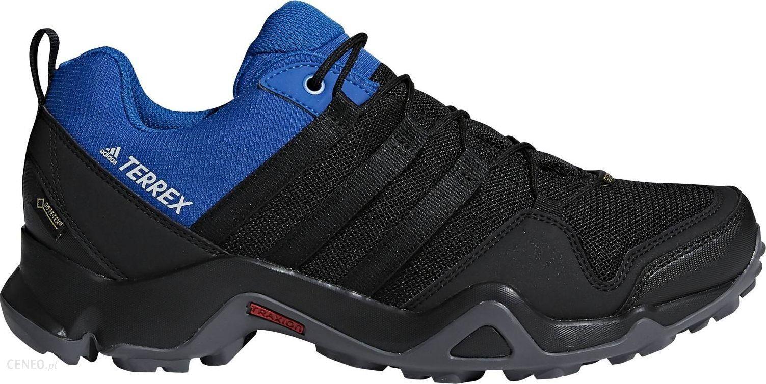 Bardzo popularna Czarne Buty trekkingowe, Adidas Terrex