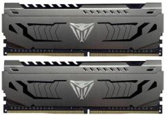 Patriot Viper Steel 16GB (2x8GB) 4400MHz CL19 (PVS416G440C9K)