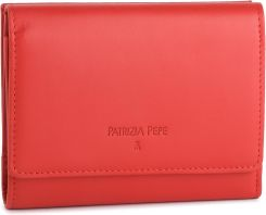 b7559cdabc4ef Duży Portfel Damski PATRIZIA PEPE - 2V7081 A4XR-R626 Mars Red eobuwie