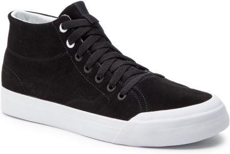 46ff99bccd94d Sneakersy DC - Evan Smith Hi Zero ADYS300423 Black/Black/White (Xkkw)  eobuwie