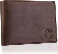91d4d0755f942 Skórzany portfel z rfid betlewski bpm-ht 60a brązowy. Kup teraz