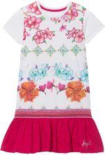 8e6590d080 Desigual kolorowa sukienka dziewczęca Vest Bissau - 13 14