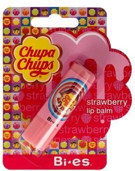 """""""Bi-es Chupa Chups Strawberry Protective"""" lūpų dažai"""