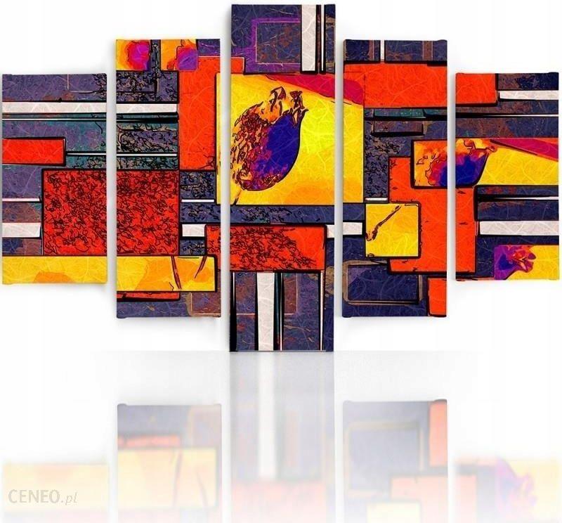Obraz 5 Czesciowy Geometria Na Sciane 250x120 Opinie I Atrakcyjne