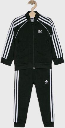Adidas Dres Komplet Jr Spodnie Bluza CORE18 r.164 Ceny i opinie Ceneo.pl