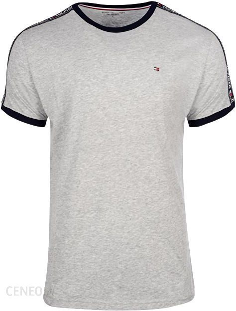 2394a5be9 Tommy Hilfiger Męski T-shirt Authentic Rn Tee Ss UM0UM00562 -004 Grey  Heather (