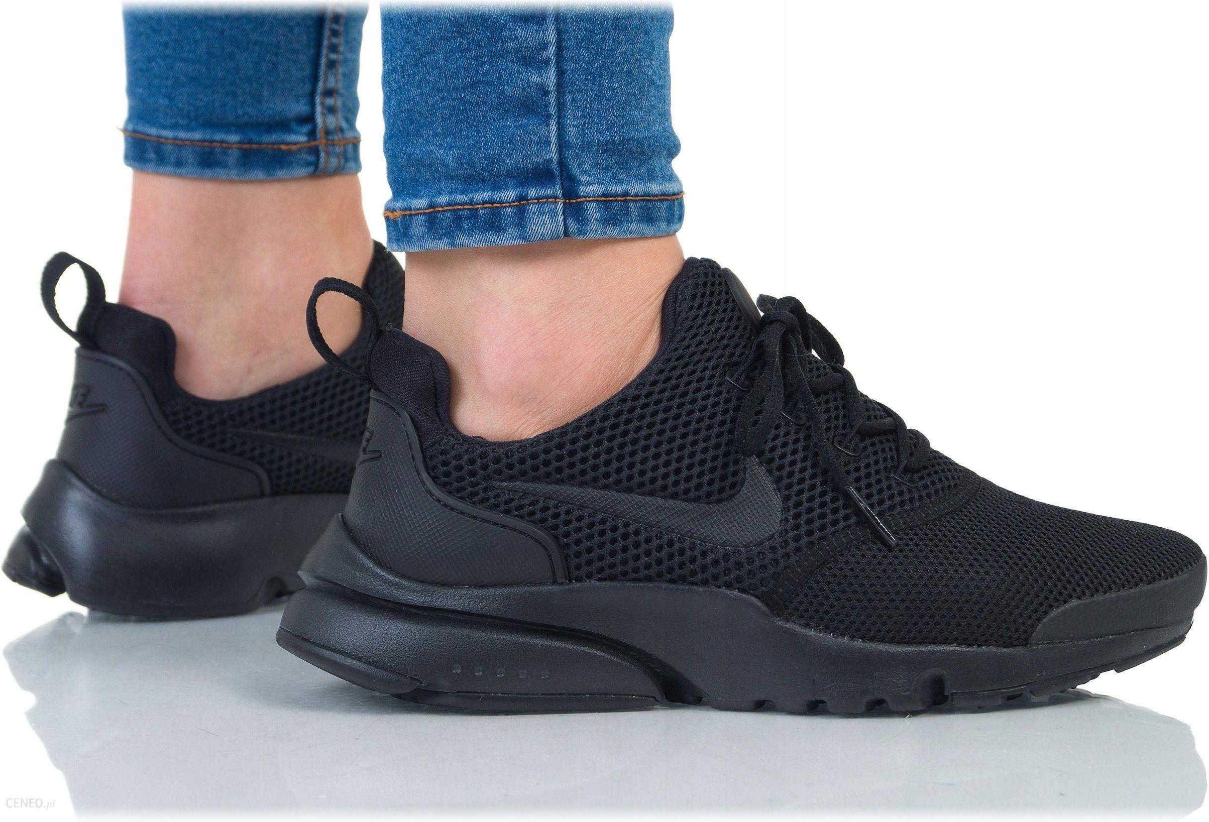 ceny odprawy najlepsze trampki autentyczny Buty Nike Damskie Presto Fly Gs 913966-001 Czarne - Ceny i opinie - Ceneo.pl