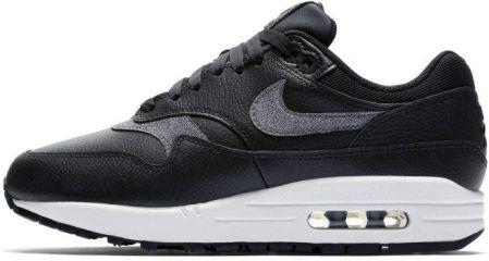 on sale 0d837 22ff3 Buty damskie Nike Air Max 1 SE Glitter - Czerń - Ceny i opinie ...