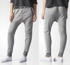 Adidas Originals Spodnie damskie, czarny Ceneo.pl