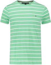 0ede872e9 Amazon Tommy Hilfiger t-shirt męski stretch Slim Fit Tee - krój dopasowany s