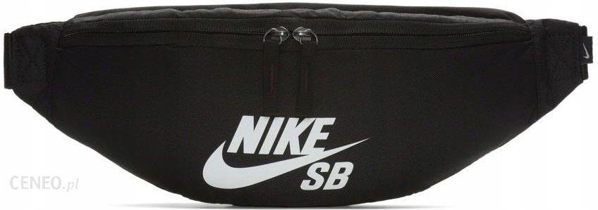 Saszetka Nike SB Heritage czarna sportowa nerka sklep