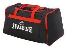 5dad4d16ff6da Spalding Torba Sportowa Średnia - Czerwona