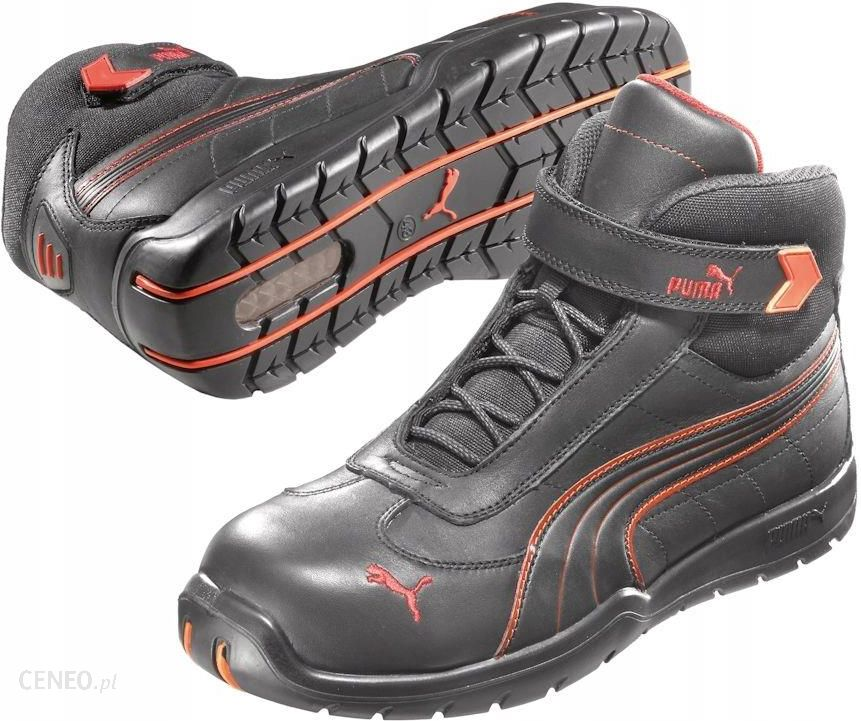 Buty robocze sportowe PUMA S3 Damskie 39 Zdjęcie na imgED