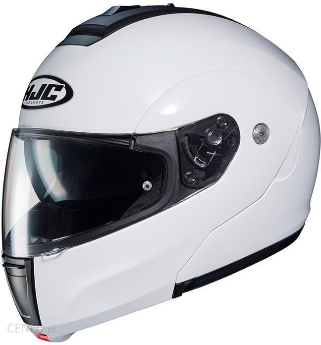 Kask HJC C90 Pearl white L