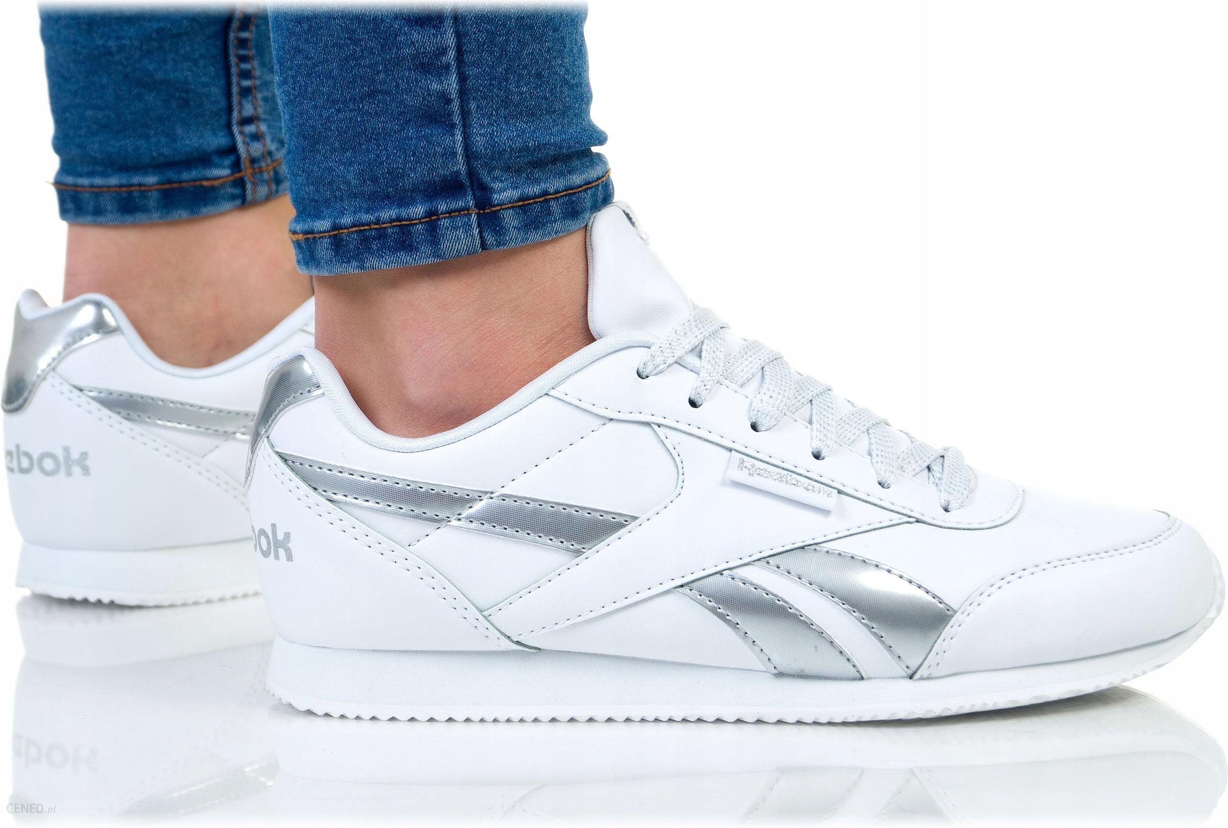 Reebok Buty Reebok Biały, Szary Sneakersy Kobiety Obuwie