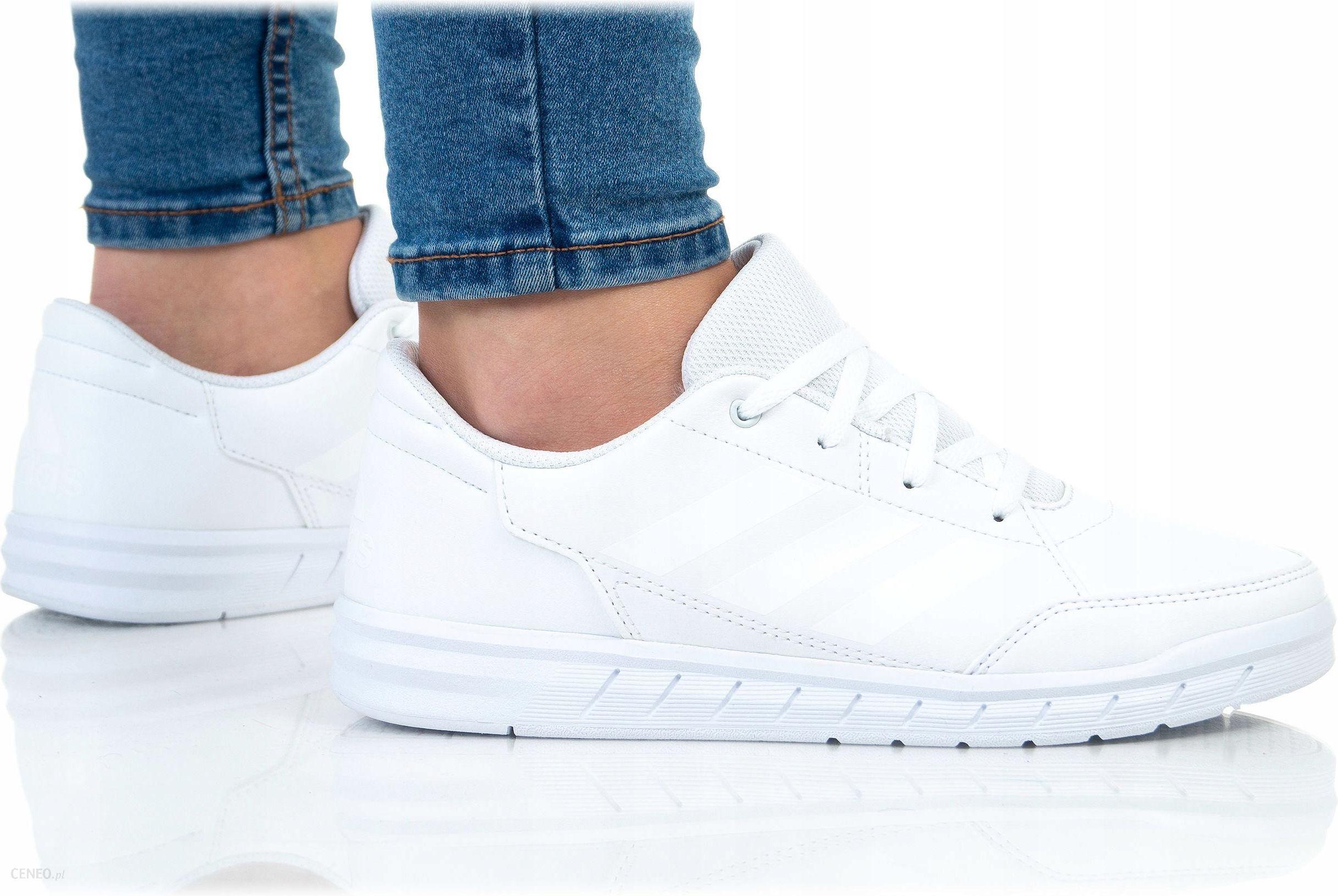 zamówienie online San Francisco gładki Buty Adidas Damskie Altasport K D96874 Białe - Ceny i opinie - Ceneo.pl