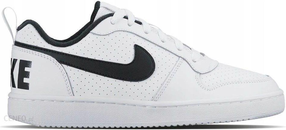 38,5 Buty Nike Court Borough Low 839985 101 Białe Ceny i opinie Ceneo.pl