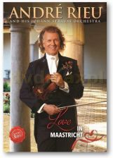 Andre Rieu: Love In Maastricht [DVD]
