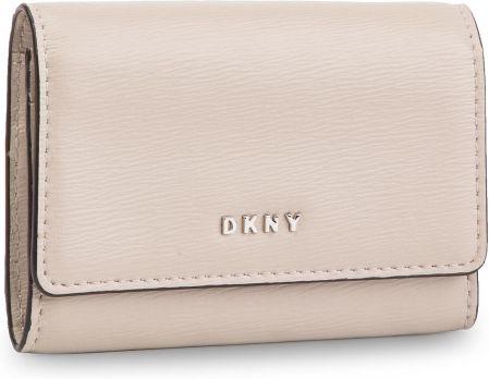 244bb7eafb78e Mały Portfel Damski DKNY - Bryant Card Case Id R82Z3503 Fog eobuwie