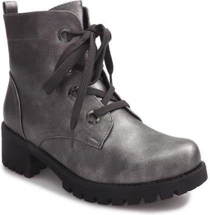 c248d33fc88 Trapery STEVE MADDEN - Boomer Ankle Boot SM11000245-03001-017 Black ...
