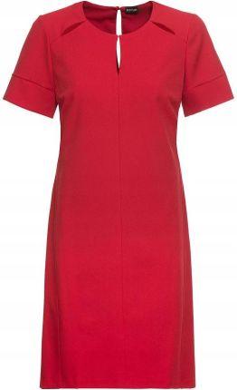 4c50560237 Sukienka z dżerseju różowy 48 50 4XL 5XL 935818 - Ceny i opinie ...