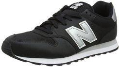 6651a926 Amazon New Balance GM500 męskie buty typu sneakers - czarny - 43 EU