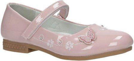 1566afa971fce4 Balerinki dziecięce KorneckiBalerinki buty komunijne KORNECKI 4246 Białe  Lakierki 115,90zł. BALERINY BALETKI LAKIERKI NA RZEP WKŁADKA SKÓRA ...