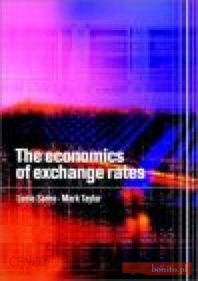 Książka Economics Of Exchange Rates
