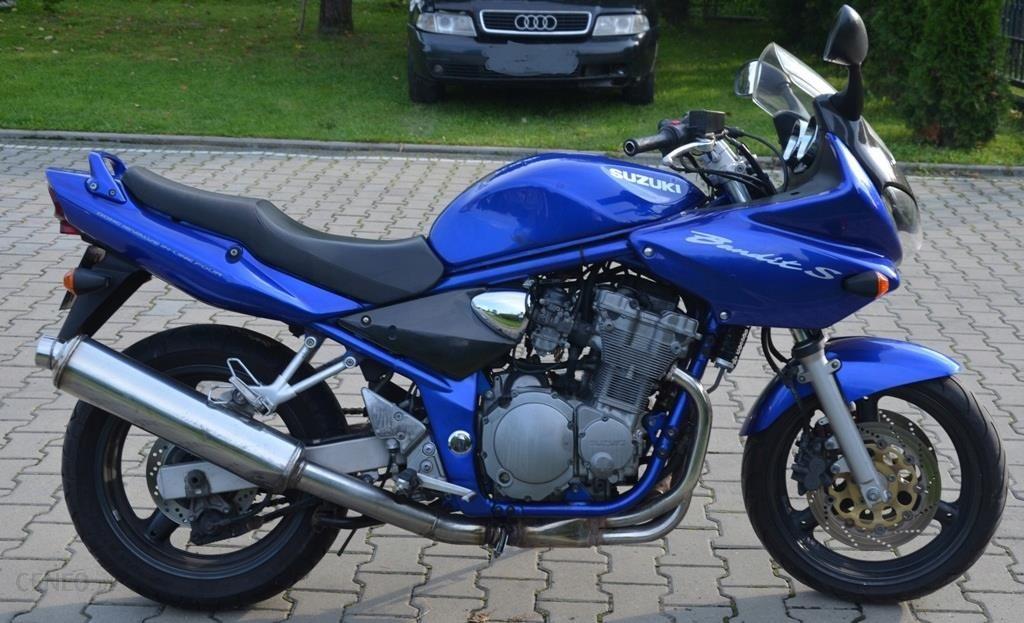 Suzuki Bandit 600 S 2001 Opinie I Ceny Na Ceneo Pl