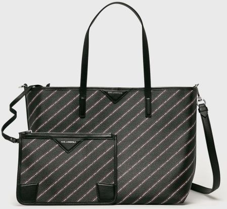 5d6781997c9 Torebka TOMMY HILFIGER - Iconic Tommy Tote AW0AW06446 901 - Ceny i ...
